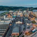 Der Industriepark Herøya@Herøya Industrial Park