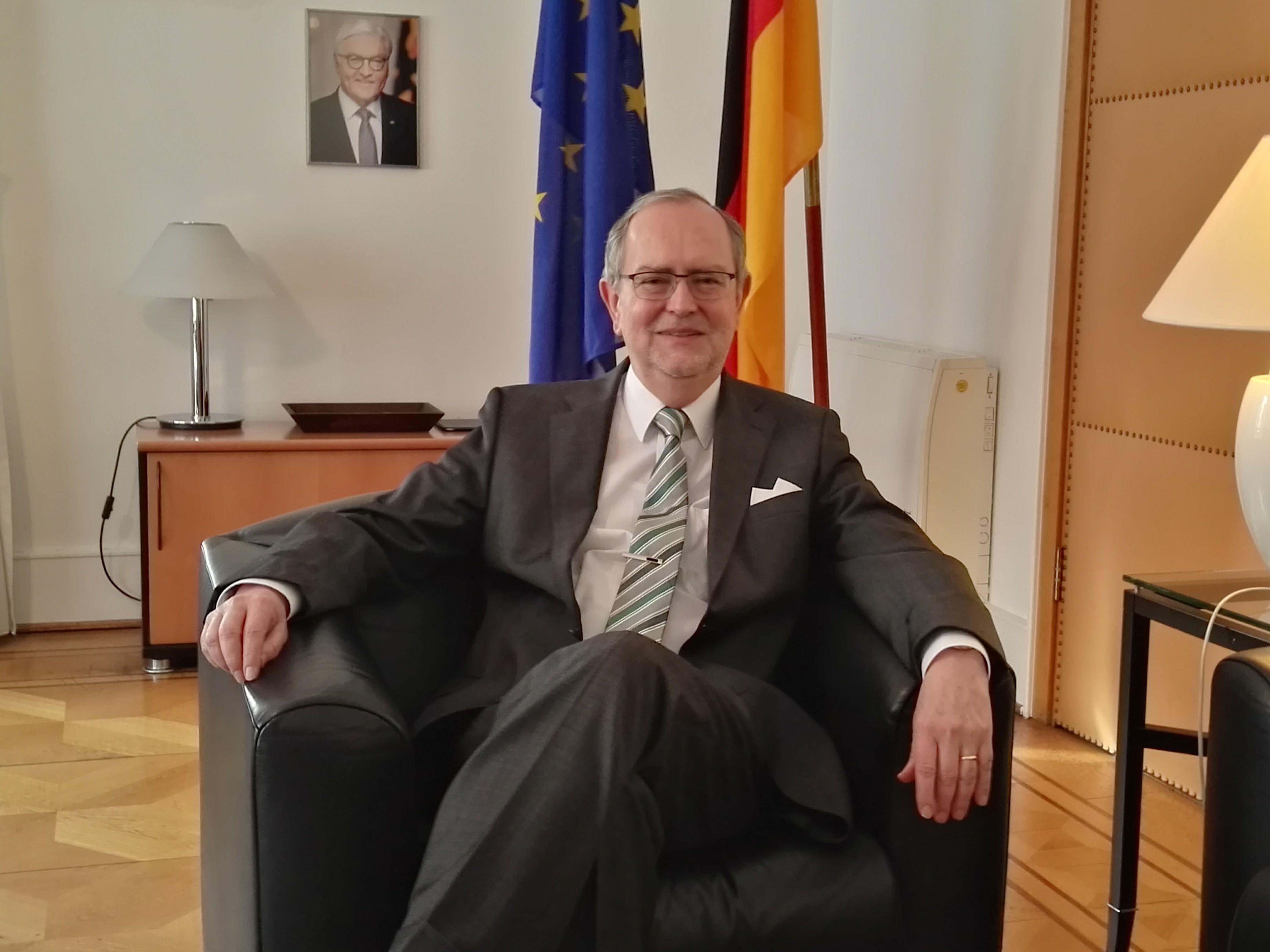 Dr. Thomas Götz©BPN