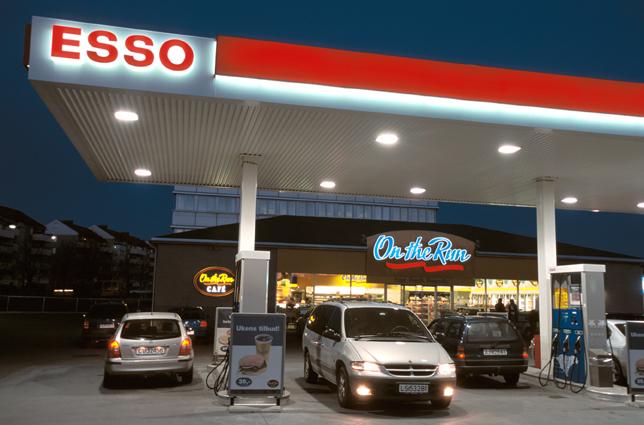 US-Unternehmen sind in Norwegen vor allem in der Öl- und Gasindustrie als auch in der Chemieindustrie engagiert. ExxonMobil betreibt in Slagen eine der größten Raffinerie des Landes und verfügt über ein ausgedehntes Tankstellennetz.©ExxonMobil