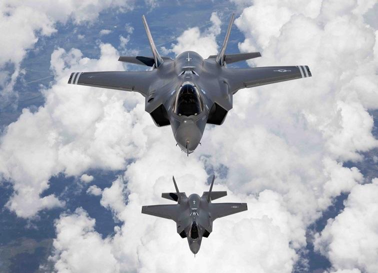 Kongsberg Defence & Aerospace AS ist der größte Waffenexporteur Norwegens. Mitte Juni erhielt das Unternehmen einen Auftrag von Lockheed Martin zur Lieferung von Teilen für 150 F-35 Joint Strike Fighter aircraft@Kongsberg