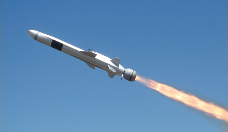 Der Bau von Naval Strike Missiles ist Teil des Vertrages zur strategischen Partnerschaft zwischen Deutschland und Norwegen beim Bau von U-Booten©Kongsberg