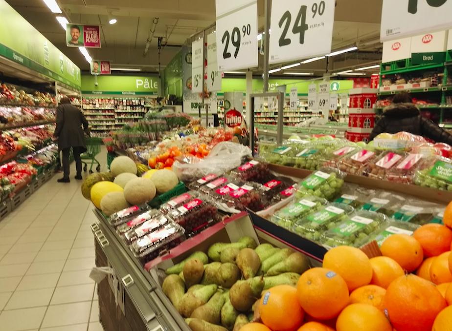 350.000 Tonnen Lebensmittel werden in Norwegen jährlich weggeworfen, weit über die Hälfte davon in Haushalten.©BPN