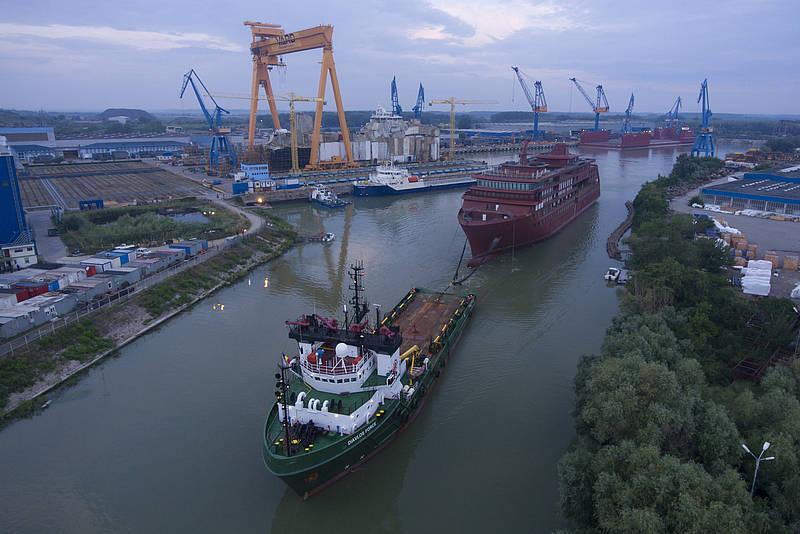 VARD Langsten Werft
