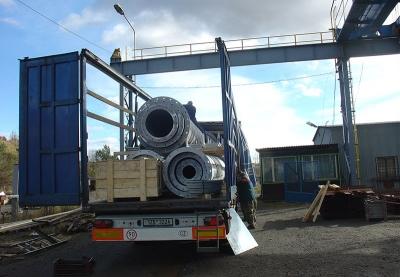 Die Norway Steel Group AS ist auf die Lieferung von Baustahl aller Art spezialisiert. Das Unternehmen hat für ihre Geschäftstätigkeit innerhalb der EU ein Tochterunternehmen in der Slowakei gegründet.©Norway Steel Group