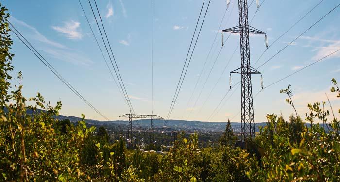 Norwegen importiert seit vielen Jahren erstmals wieder Strom aus den Nachbarländern.©'tatnett