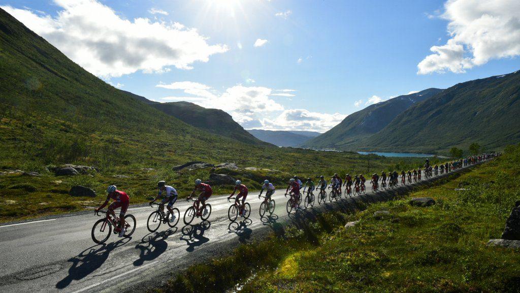 Das Rennen nördlich des Polarkreises führt in diesem Jahr von nach Kirkeness.©Equinor