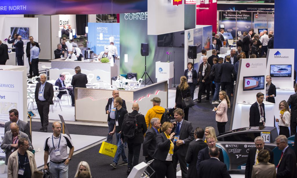 2016 nahmen über 1.200 Aussteller an der ONS teil.©ONS/Elisabeth Tønnessen