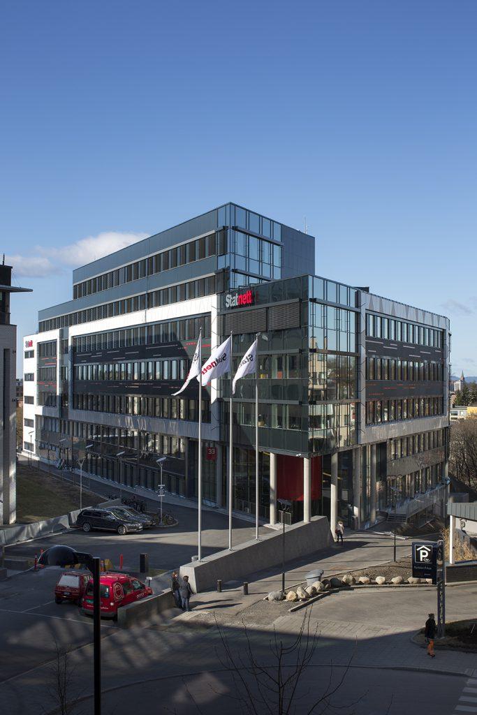 Statnett-Konzernzentrale in Nydalen©Statnett