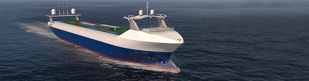 DNV GLhat gemeinsam mit anderen Instituten einen großen Anteil an der Entwicklung der autonomen Schifffahrt©NBP
