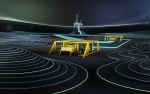 Das NOva-Vorkommen wird an die Infrastruktur des G-Feldes angebunden©Wintershall