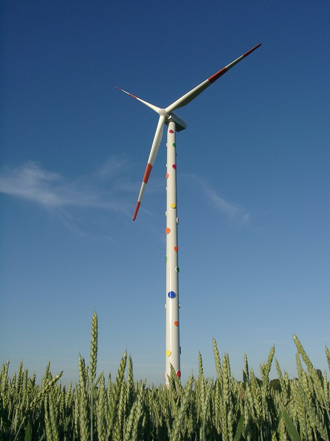 "Windpark ""Kunst und Wind""©Windpark Kunst und Wind"