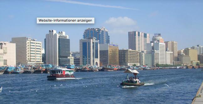 Etwa 150 norwegische Unternehmen sind in den Vereinigten Arabischen Emiraten aktiv.©BPN