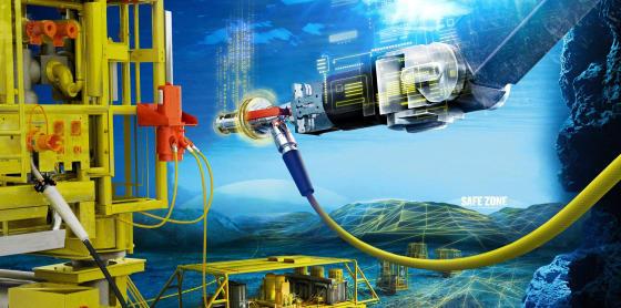 Künftig wird es auf dem Meeresboden immer mehr Pumpen, Kompressoren und ganze Produtionsanlagen geben. Siemens hat jetzt erfolgreich eine Technologie getestet, diese Apparate mit Strom zu versorgen.©Siemens