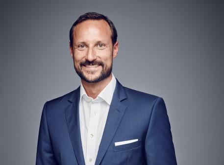 Kronprinz Haakon von Norwegen wird zum Greentech Festival in Berlin im Mai dieses Jahres auch einen Umweltpreis vergeben.©Innovation Norway