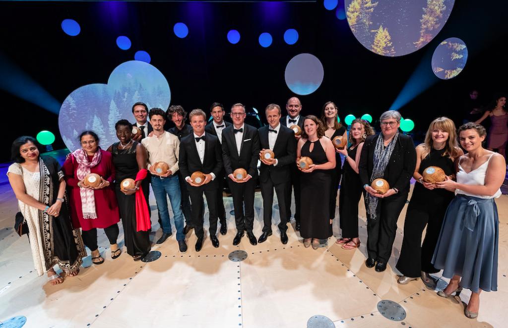 Die Preisträger des vergangenen Jahres©GreenTech Awards